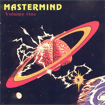 MASTERMIND Volume One cover art