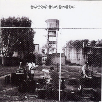 LP cover art