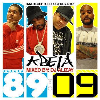 89 to 09 (Mixed by DJ Alizay) cover art
