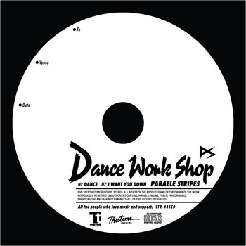 Dance Work Shop cover art