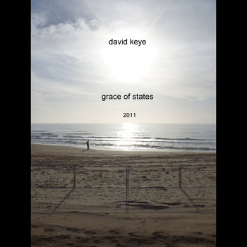 grace of states (solo piano) EP cover art