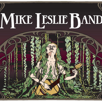 Mike Leslie Band cover art