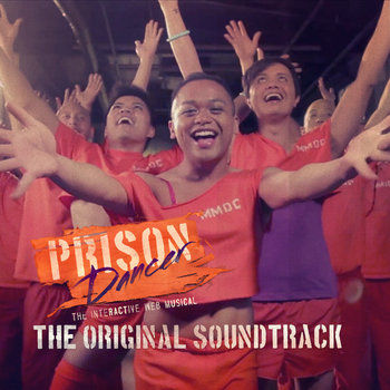 PRISON DANCER : THE ORIGINAL SOUNDTRACK cover art