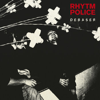 DEBASER cover art