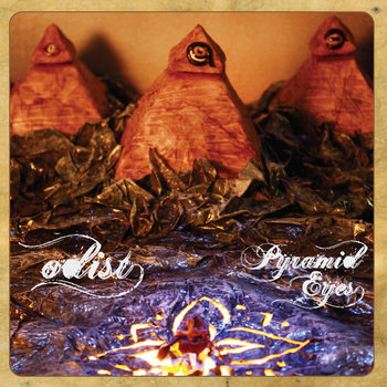 """Pyramid Eyes"" single cover art"