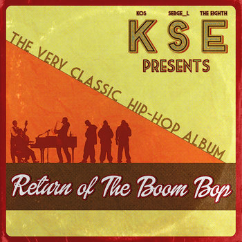 Return of The Boom Bop cover art