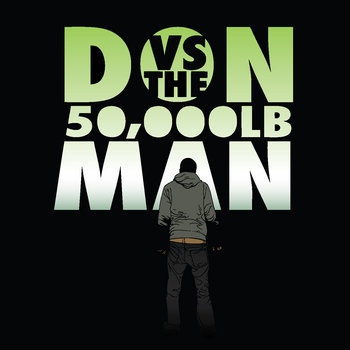 Don Vs. The 50,000 PoundMan cover art