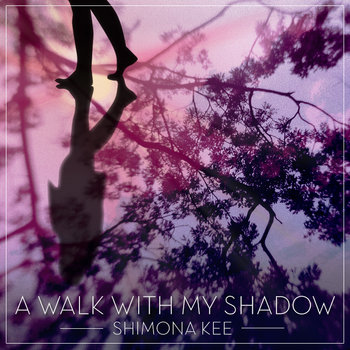 A Walk With My Shadow EP cover art
