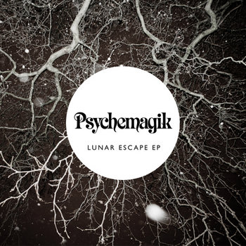 Lunar Escape EP cover art