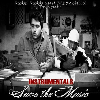 Save The Music Instrumentals (2010) cover art