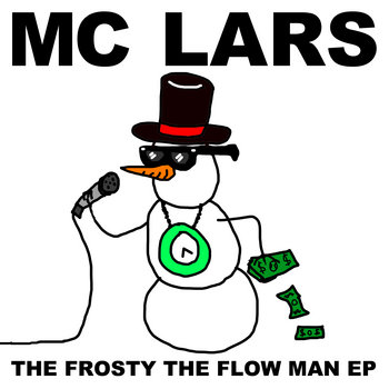The Frosty the Flow Man EP cover art
