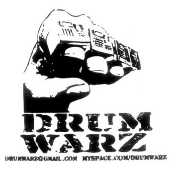 DRUMWARZ cover art