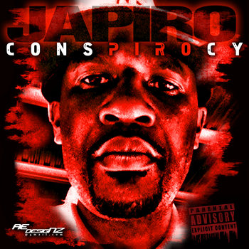 CONSPIROCY (ALBUM) cover art