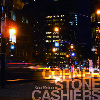 Cornerstone Cashiers cover art
