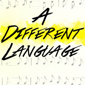A Different Language cover art