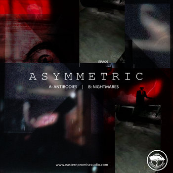 EPA09: Asymmetric cover art