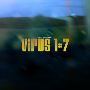 virus 1#7 cover art