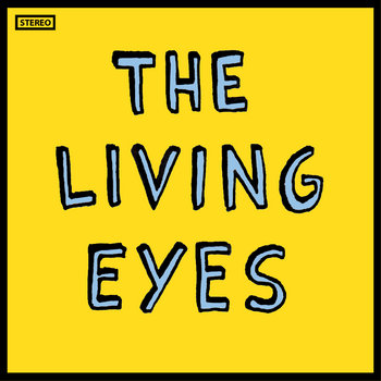 The Living Eyes cover art