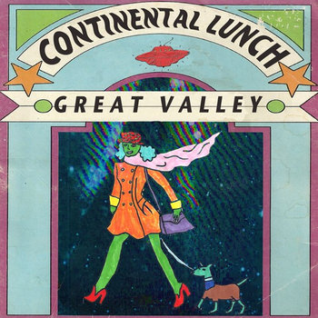 Continental Lunch cover art