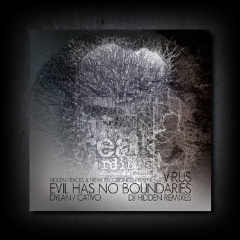 Dylan / Cativo - Virus / Evil Has No Boundaries [DJ Hidden Remixes] cover art