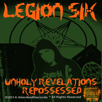 Legion Sik (Unholy Revolations) cover art