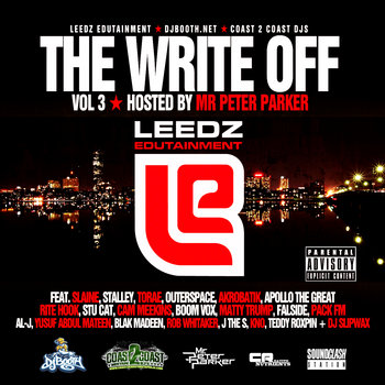 The Write Off Vol. 3 cover art