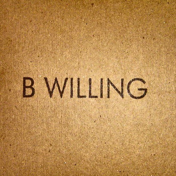 B WILLING cover art
