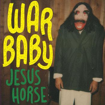 JESUS HORSE cover art