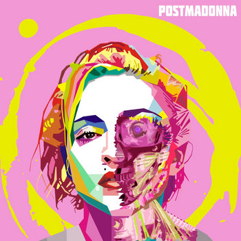 POSTMADONNA cover art