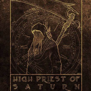 High Priest of Saturn cover art