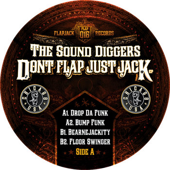 &quot;Don&#39;t Flap Just Jack&quot; cover art