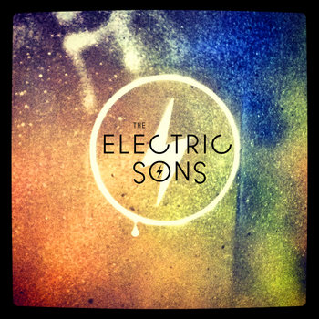 The Electric Sons E.P. cover art