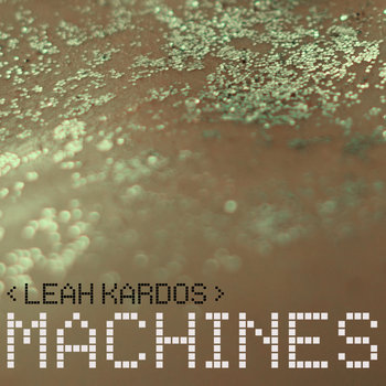 Machines cover art