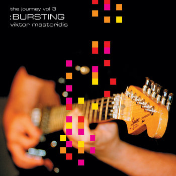 The Journey vol​.3: BURSTING (World Of Music Quatrology) cover art