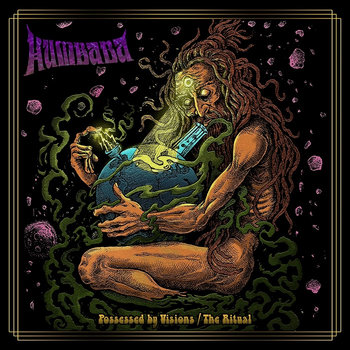 Possessed by Visions / The Ritual cover art