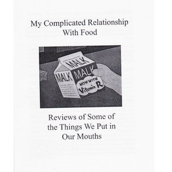 My Complicated Relationship With Food cover art