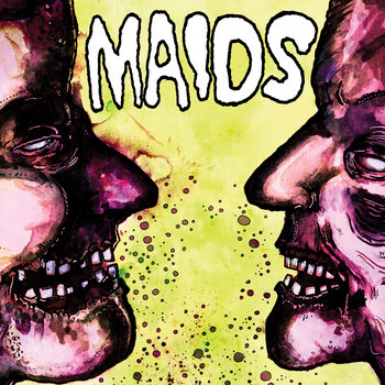 Maids EP cover art