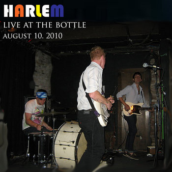 Harlem - August 7, 2010 cover art