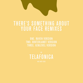 There's Something About Your Face Remixes cover art