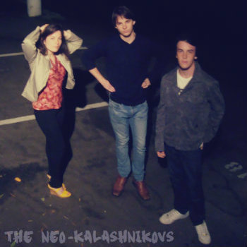 The Neo-Kalashnikovs: Double single release cover art