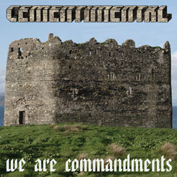 We Are Commandments cover art