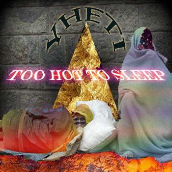 Too Hot To Sleep cover art