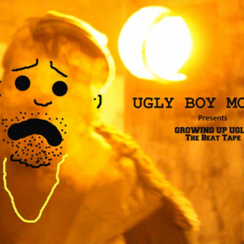 Growing up Ugly(A BEAT TAPE) cover art