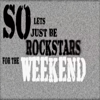 RockStar For the Weekend cover art