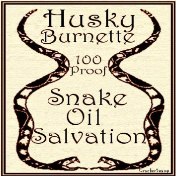Snake Oil Salvation cover art