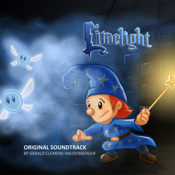 Limelight Soundtrack cover art