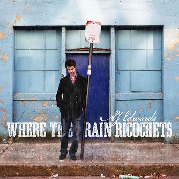 Where the Rain Ricochets - EP cover art