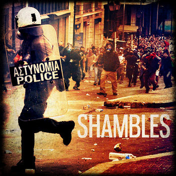 Shambles EP (free mediafire download) cover art