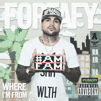 Where I'm From cover art