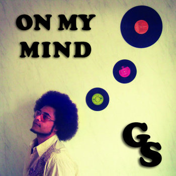 On My Mind (Single) cover art